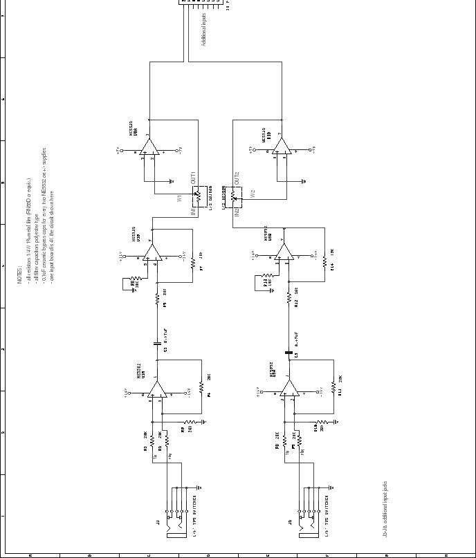 prefect u0026 39 s pages   publications    mqp    audio input module