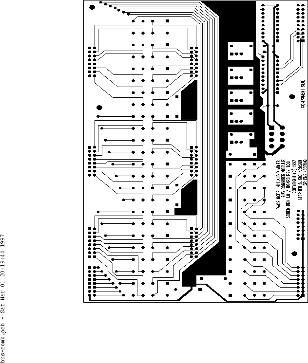 prefect u0026 39 s pages   publications    mqp    bus combiner and