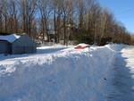 Southborough got some snow