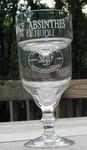 Liqueurs De France - glass and dripper