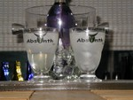 Highlight for Album: Absinthe barware