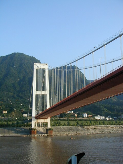 Bridge we sailed under
