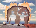 Magritte- Misses de l'Isle Adam
