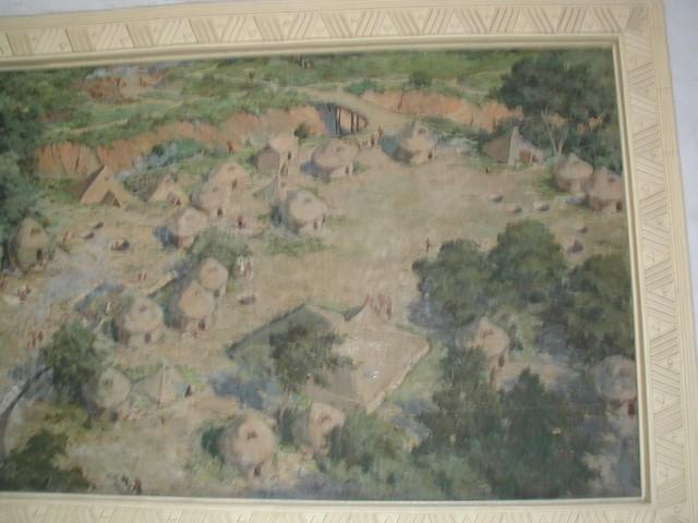 Banpo tapestry