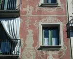 Cupid facade detail
