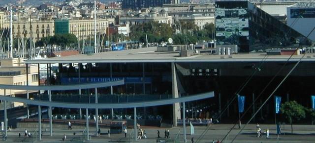 IMAX at the docks
