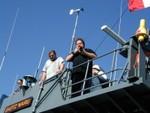Highlight for Album: Batz Maru cruise