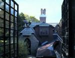 Beauport courtyard