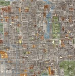 beijing large city map