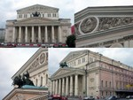 Highlight for Album: Bolshoi Theatre