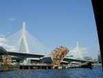 new cable-stayed bridge