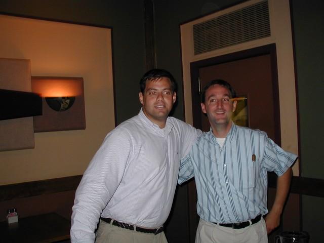 Dan Golding and David Koch