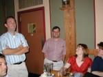 David Koch, Chris Malayter, Allison Feese