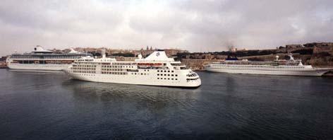 ships in Malta