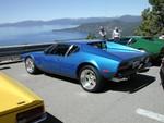 Tahoe side view