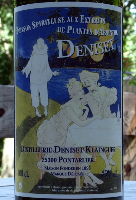 Deniset-Klainguer label