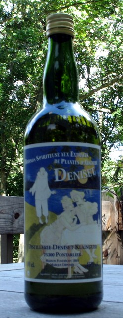 Deniset bottle