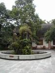 Center plaza at Du Fu's