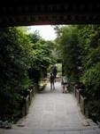 Pathway near shrine