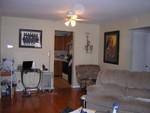 livingroom kitchen entry
