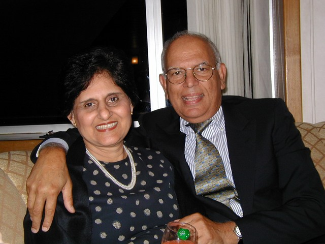 Nice Indian couple from NYC