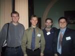 Gavin Tweedie, Steve Baxter, John De la Fuente