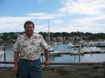 Uncle David at the Harbor