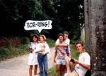 24-Jul-87 - Kim - Olivia - Christophe - Didee - Guirec