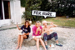 4-Jul-87 - Suzy - Bryan - Dean in Chamagnieu