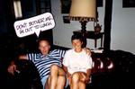 Bernard and Annick Rousset