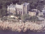 Highlight for Album: Hammond Castle - exterior