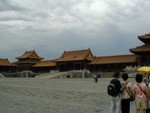 The Forbidden City covers 74 hectares