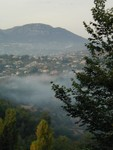 valley below St Paul de Vence