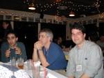 Dani Roisman, Bryan Garrett and Jim Sprague