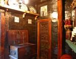 corner of dining room