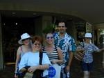 ONYX crew goes to Hawaii for Halloween