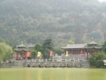 Highlight for Album: Tang Summer Palace, Hua Qing Hot Springs