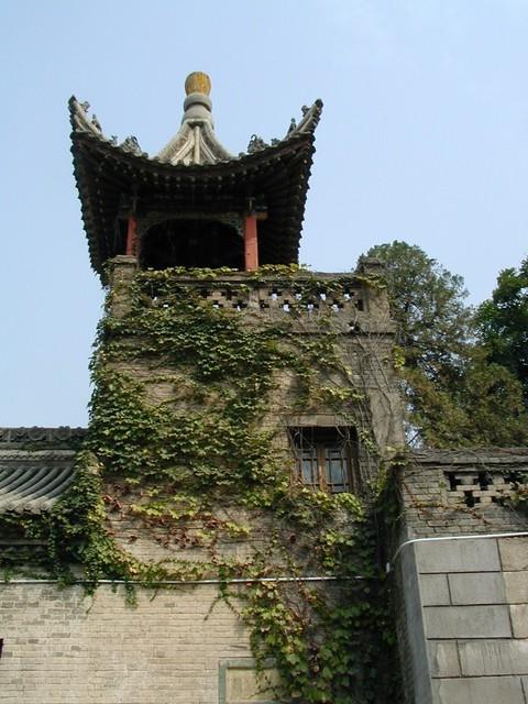 Pagoda at the Winter Palace