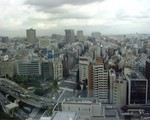 view of tokyo from jpix