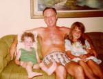 Jen - Papa Keith - Ren mid 1970s