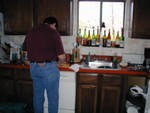 Dan in Joe's Kitchen