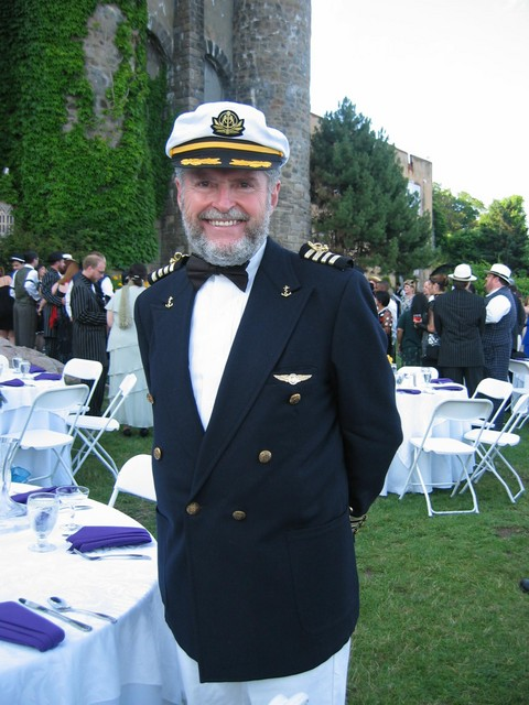 Father of the Bride - Capt Jim Nowlin