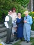 Joe - Ren - Grandma Vickie - Grandpa RL