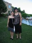 Nicole and Lisa Nowlin