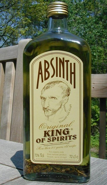 King of Spirits original outdoors
