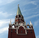 Troitskaya Tower