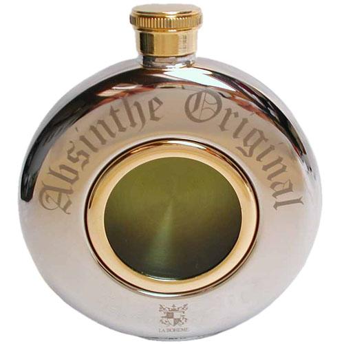 La Boheme flask
