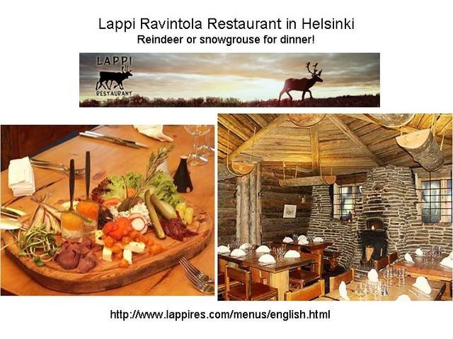 Slideshow for album  Lappi Ravintola Restaurant