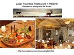 Lappi Ravintola Restaurant in Helsinki