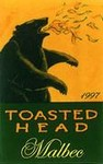 RH Phillips 1999 Toasted Head Malbec
